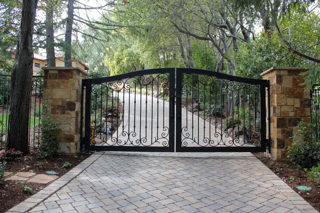 Driveway Gates Ironman Pool Fence