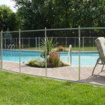 Mesh Pool Fence 12