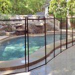 Mesh Pool Fence 14