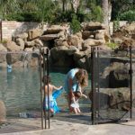 Mesh Pool Fence 15