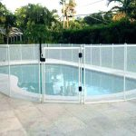 Mesh Pool Fence 18