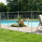 Mesh Pool Fence 20