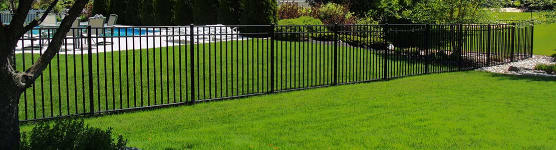 Perimeter Fence Ironman Pool Fence