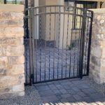 Courtyard Gate Cy178